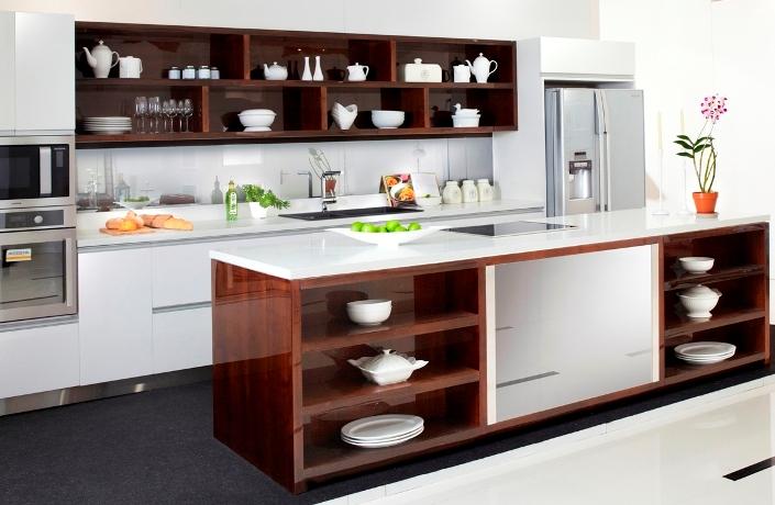 Kabinet Dapur Lemari Dapur Desain Dapur